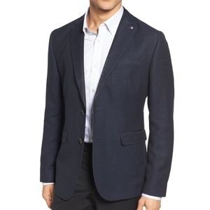 Ted Baker London Harvhot Deconstructed Blazer